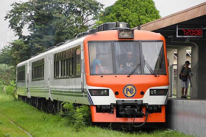 フィリピン国鉄 KIHA59「KOGANE」が営業運転に復帰