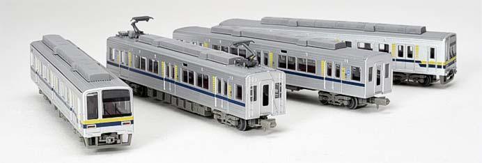 Bセット 20430番台4両セット