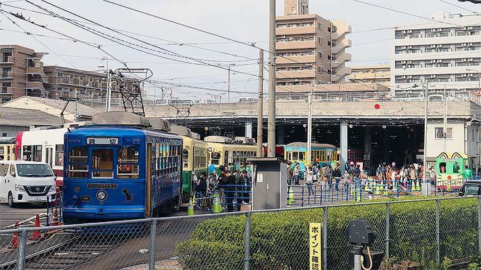 『長崎路面電車まつり』開催