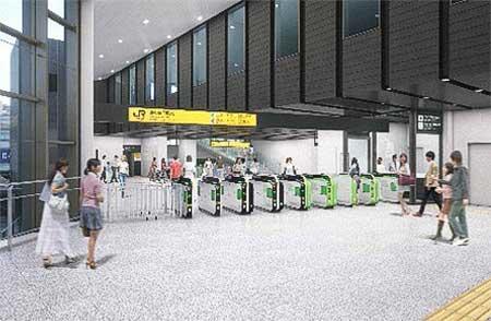 JR東日本,山手線原宿駅の新駅舎を2020年3月21日から供用開始