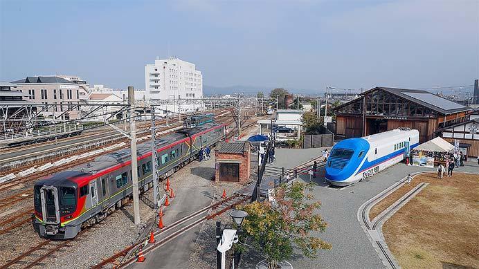 鉄道歴史パーク in SAIJOで『伊予西条鉄道フェスタ2019』開催