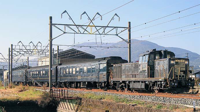 長崎本線で『佐賀うまかby列車』運転