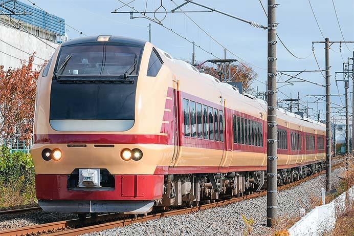 E653系K70編成が信越本線に入線