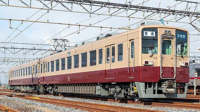 東武6050形「6000系リバイバル車両」