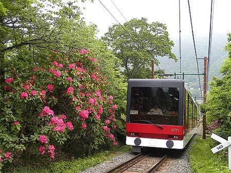 箱根登山鉄道,引退を迎えるケーブルカー