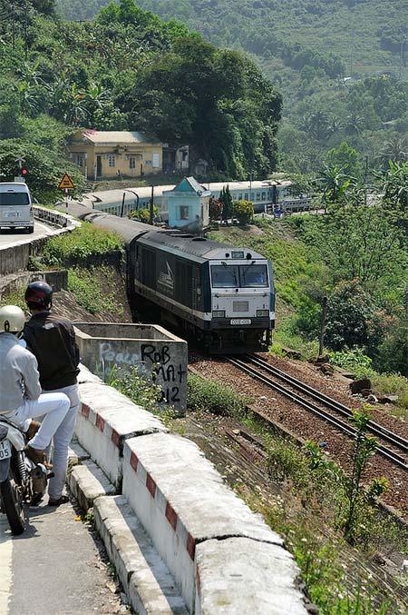 「ベトナム統一鉄道の寝台列車で1700kmの縦断旅行」の参加者募集