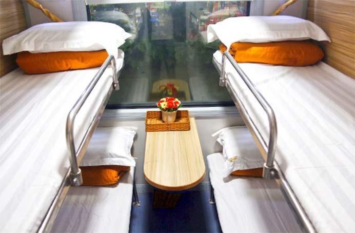 「ベトナム統一鉄道の寝台列車で1700kmの縦断旅行」(2)