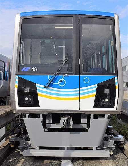 横浜シーサイドライン,12月2日から増備車の営業運転を開始