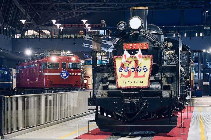 鉄道博物館で『メリーてっぱクリスマス 2019』開催