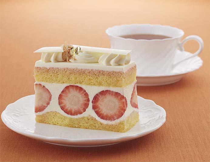近鉄,「青の交響曲(シンフォニー)」で冬季オリジナルケーキを発売