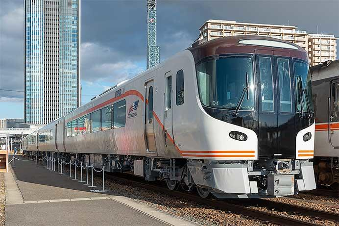 JR東海HC85系試験走行車