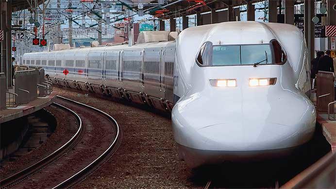 """700系,博多—東京間の""""のぞみ""""での運転終了"""