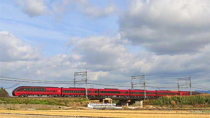 近鉄80000系「ひのとり」が日中試運転を開始