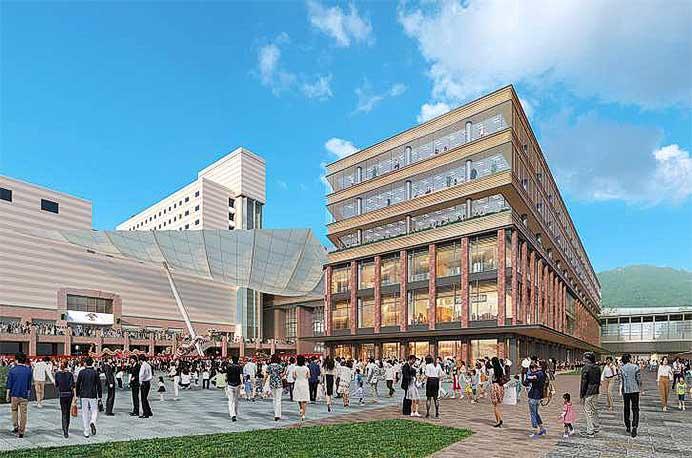 JR九州,3月28日から長崎駅・浦上駅を高架ホームに切り替え