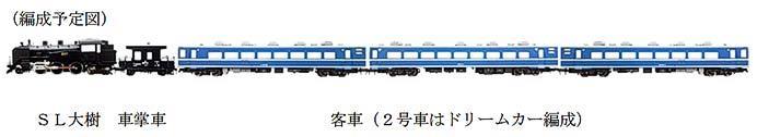 東武,SL「大樹」でC11 207による単機けん引を実施