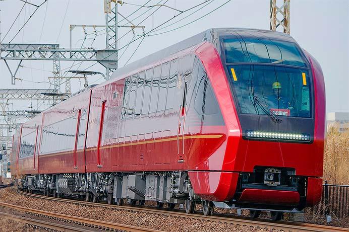 近鉄80000系が試運転で奈良へ