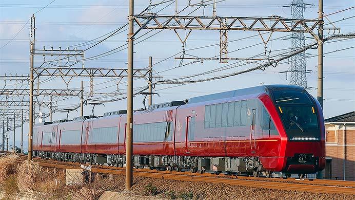 近鉄80000系が大阪線・名古屋線で試運転を実施