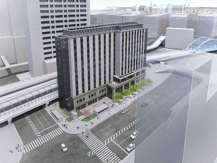 JR東日本,6月下旬から桜木町駅新改札口の使用を開始