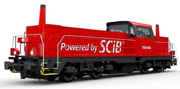 東芝インフラシステムズ,ドイツ「DB Cargo AG」のハイブリッド機関車を受注