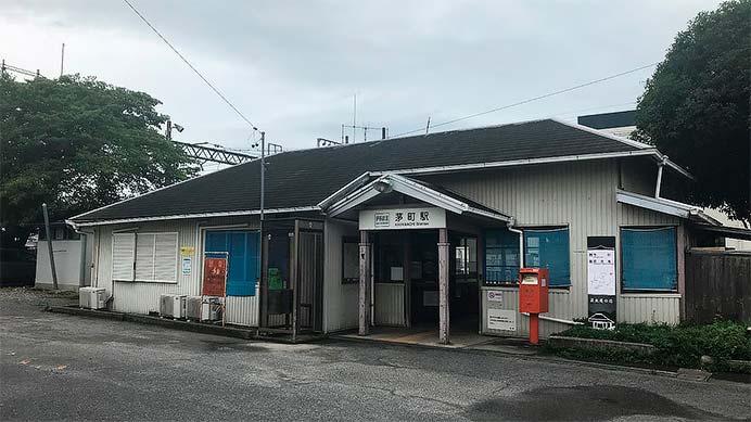 伊賀鉄道,1月28日から茅町駅に副駅名<ライフラインの上野ガス>を導入