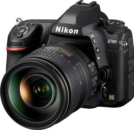 ニコン,デジタル一眼レフカメラ「ニコン D780」を1月24日に発売