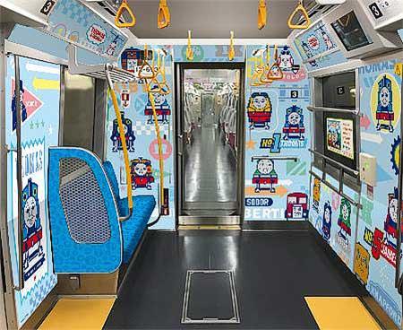 都営大江戸線,2月1日から「子育て応援スペース」設置車両を拡大