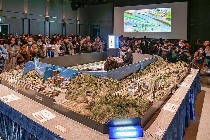 「ヨコハマ鉄道模型フェスタ2020」開催