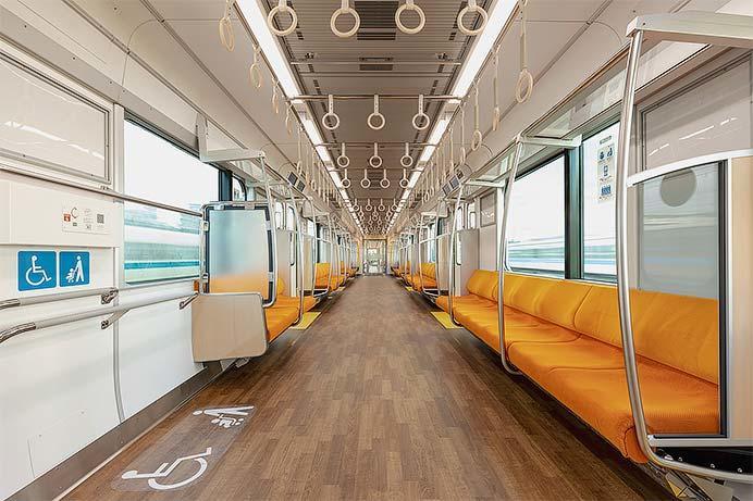 小田急5000形,3月26日から営業運転を開始