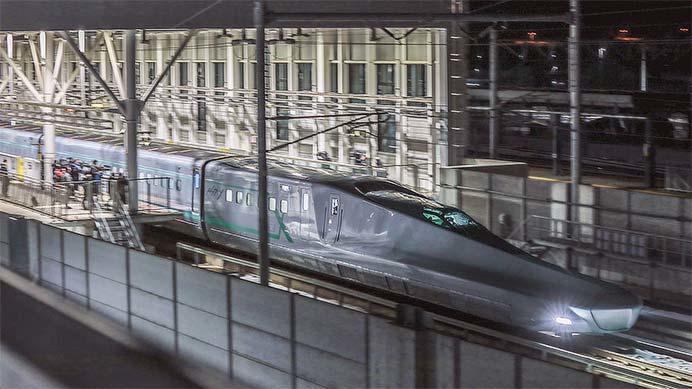 E956形「ALFA-X」が北海道へ