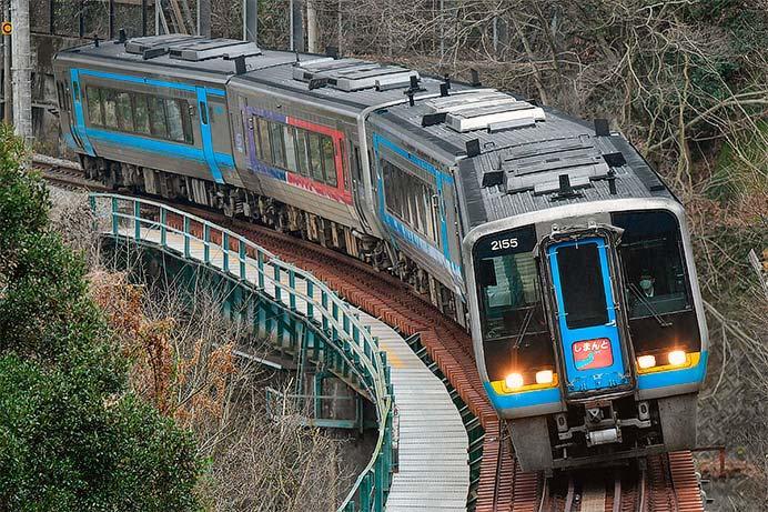 土讃線・徳島線の特急列車の一部で増結|鉄道ニュース|2020年2月23日 ...