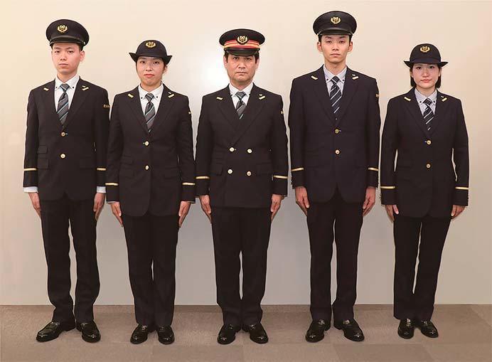 東京メトロ,4月1日から制服をリニューアル
