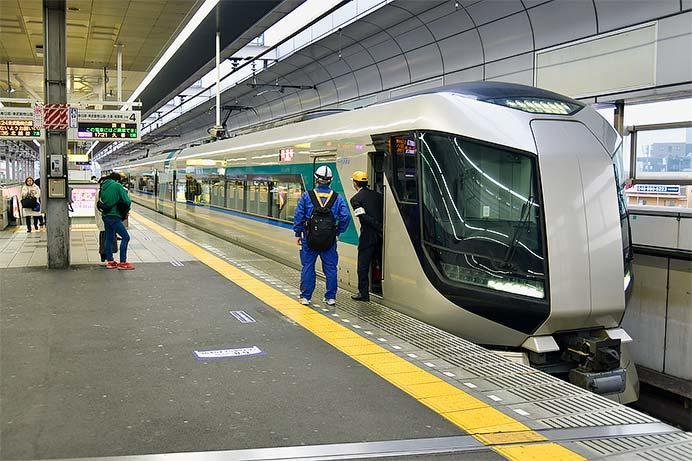 東武500系501編成がスカイツリーラインで試運転