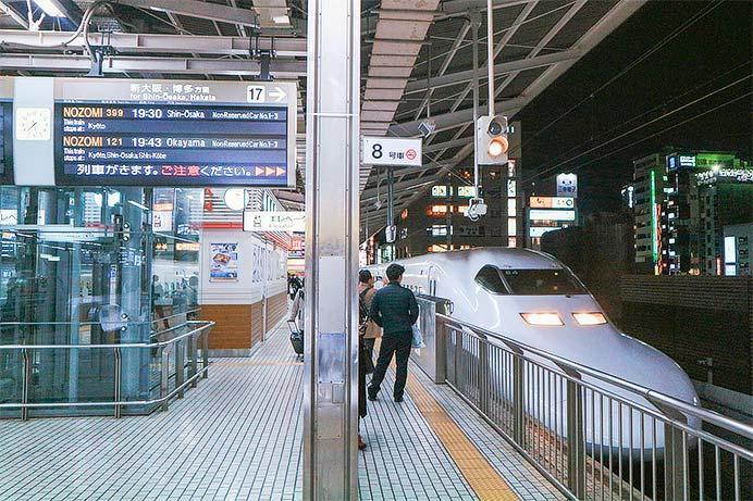 700系B編成の東海道新幹線での運用が終了