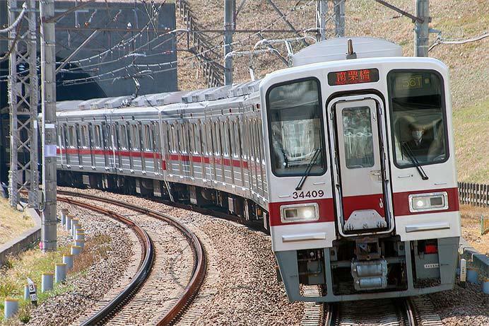 東武30000系が半蔵門線直通運用に充当される