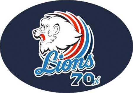 西武,「ライオンズ」命名70周年にあわせて,三代目「L-train」のデザインを変更