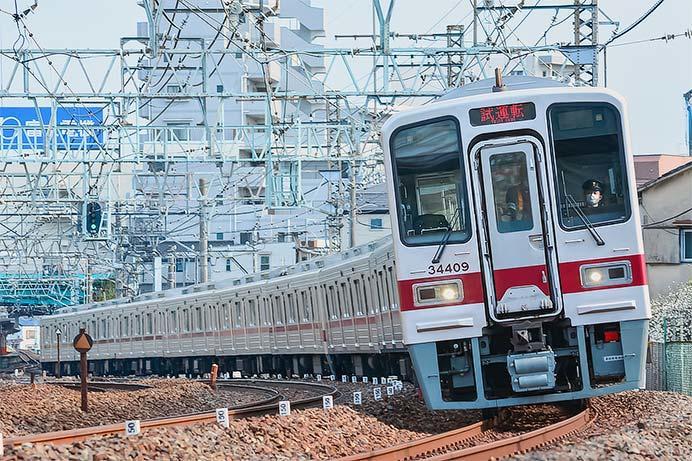 東武30000系31609編成+31409編成が試運転を実施|鉄道ニュース|2020 ...