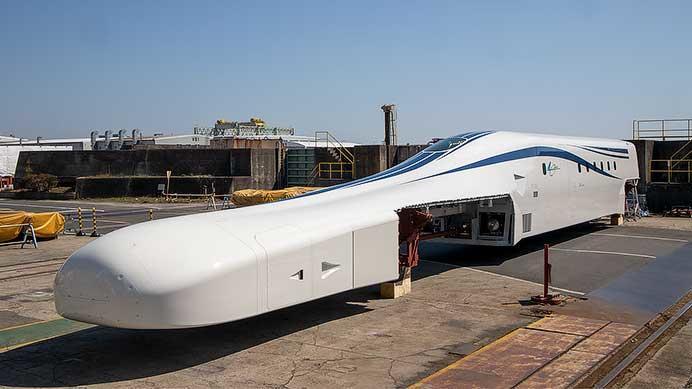 JR東海 超電導リニア改良形試験車