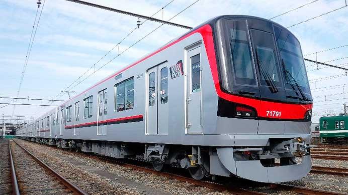 東京メトロ,6月6日に日比谷線でダイヤ改正を実施