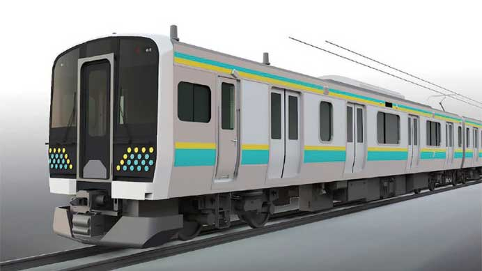 JR東日本,房総・鹿島エリアにE131系を導入