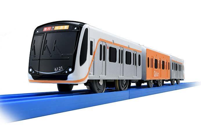 オリジナルプラレール「東急電鉄 6020系 Q SEAT」発売