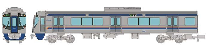 トミーテック,「鉄道コレクション」西日本鉄道3000形の続編2種類を発売