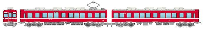 トミーテック,高松琴平電気鉄道1080形(還暦の赤い電車)を「鉄道コレクション」で製品化