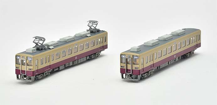 トミーテック,鉄道コレクション「東武6050系 6000系リバイバルカラー」を発売