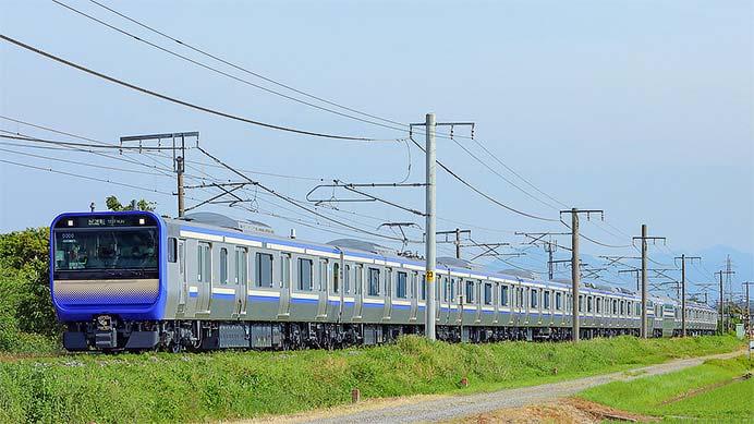 JR東日本 横須賀・総武快速線用E235系