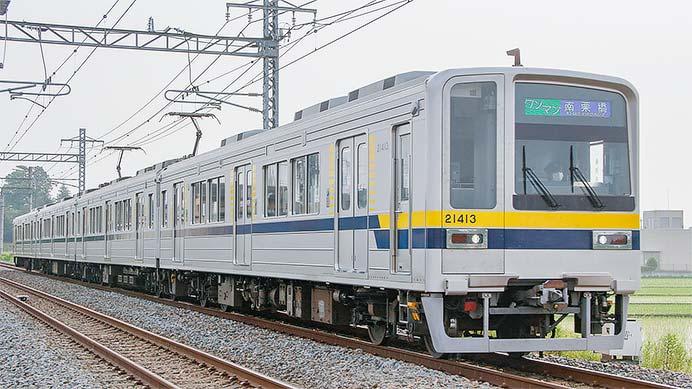 東武鉄道でダイヤ改正が実施される