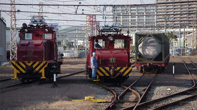 三井化学,5月7日をもって三井化学専用線(旧三池炭鉱専用鉄道)の運行を終了