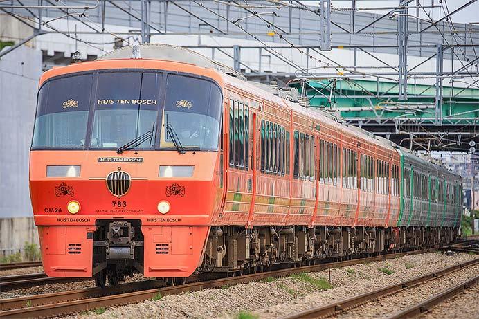 九州各線で定期特急列車の運転再開