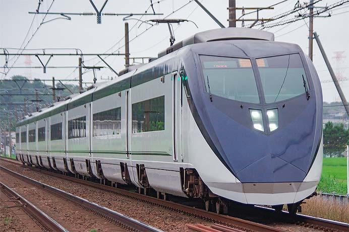 AE形による団体臨時列車運転