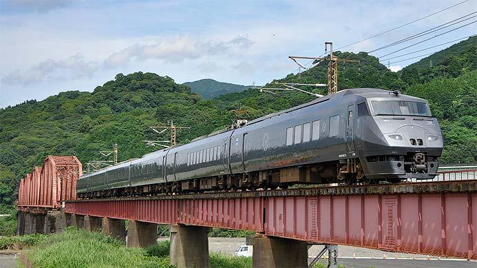 787系が肥薩おれんじ鉄道に入線
