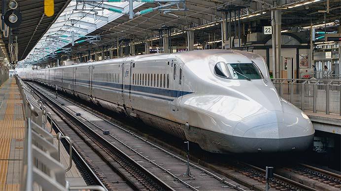 N700系X12編成が浜松工場へ